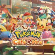 Nintendo Switch&iOS&Android用ソフト『Pokémon Café Mix』が近日配信決定!