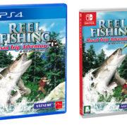 PS4&Switchパッケージ版『Reel Fishing: Road Trip Adventure』の韓国での予約特典が発表!