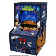 家庭用アーケード筐体型ゲーム機『レトロアーケード』シリーズより新商品「スペースインベーダー」が2020年8月中旬に発売決定!