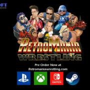 『RetroMania Wrestling』の最新トレーラーが公開!