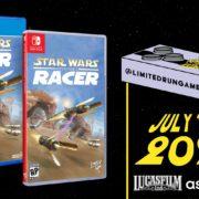 PS4&Switch版『Star Wars Episode 1: Racer』のパッケージ版が海外向けとしてLimited Run Gamesから発売決定!