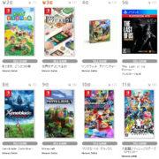 【TSUTAYA ゲームランキング】2020年6月15日~6月21日のランキングが公開!