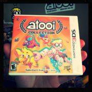 3DS用ソフト『Atooi Collection』のパッケージ版は製作が進行中!