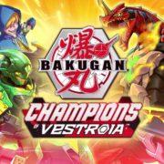 Switch用ソフト『Bakugan: Champions of Vestroia』が海外向けとして2020年11月4日に発売決定!