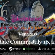 『Bloodstained: Curse of the Moon 2』のUpdate Ver.1.2.0 紹介動画が公開!