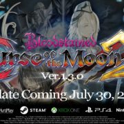 『Bloodstained: Curse of the Moon 2』のUpdate Ver.1.3.0 紹介動画が公開!