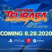 『キャプテン翼 RISE OF NEW CHAMPIONS』のプロデューサーがゲームを直接紹介する映像が公開!