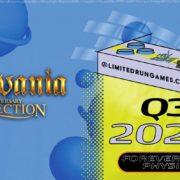 PS4&Switch版『Castlevania: Anniversary Collection』のパッケージ版が海外向けとして2020年秋に発売決定!