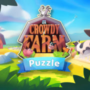 Switch用ソフト『Crowdy Farm Puzzle』が海外向けとして2020年7月9日に配信決定!