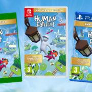 PS4&Xbox One&Switch版『Human: Fall Flat』の新たなパッケージ版が北米&欧州向けとして2020年9月に発売決定!