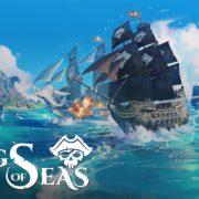 PS4&Xbox One&Switch&PC用ソフト『King of Seas』が海外向けとして2020年秋に発売決定!