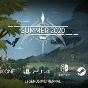 PS4&Switch&PC用ソフト『レジェンド・オブ・イサーナル』が2020年8月20日に発売決定!