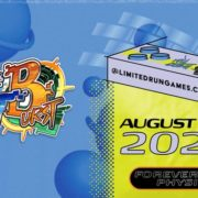 PS4&Switch版『マイティガンヴォルト バースト』のパッケージ版が海外向けとして2020年秋に発売決定!