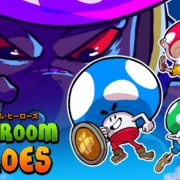 PS4&PSVita&Switch版『Mushroom Heroes』が2020年7月30日に配信決定!