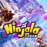 Switch用ソフト『Ninjala (ニンジャラ)』の新CM 「チームきゃりー」篇が公開!