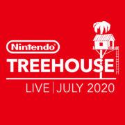 米任天堂による配信番組「Nintendo Treehouse: Live | July 2020」が日本時間7月11日 午前2時から配信決定!
