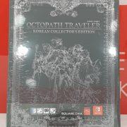 韓国向けパッケージ版『オクトパストラベラー コレクターズエディション』の開封画像が公開!