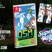 Switch用ソフト『Old School Musical』のSwitch向けパッケージ版がSuper Rare Gamesから海外発売決定!