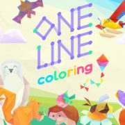 Switch&PC&スマートフォン用ソフト『One Line Coloring』が海外向けとして2020年8月21日に決定!