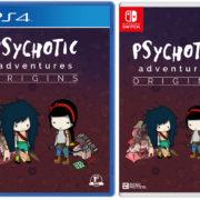 『サイコティック・アドベンチャーズ・オリジンズ』のPS4&Switch向け数量限定パッケージ版が発売決定!7月9日より予約販売を開始へ