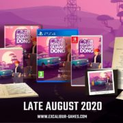 PS4&Xbox One&Switch&PC用ソフト『Road To Guangdong』の海外発売日が2020年8月28日に決定!