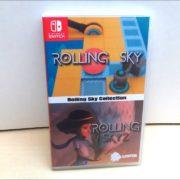 アジア向けSwitchパッケージ版『Rolling Sky Collection』の開封動画が公開!