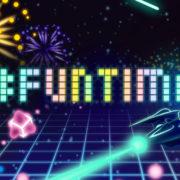 Switch版『#Funtime』が海外向けとして配信決定!クラシックスタイルのツインスティックシューター