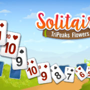 Switch用ソフト『Solitaire TriPeaks Flowers』が海外向けとして2020年7月9日に配信決定!