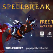 PS4&Xbox One&Switch&PC用ソフト『Spellbreak』がFree-to-playで配信されることが決定!