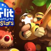 Switch用ソフト『Starlit Adventures Golden Stars』が海外向けとして2020年7月17日に配信決定!