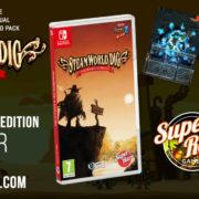 『SteamWorld Dig』と『SteamWorld Heist』のSwitch向けパッケージ版がSuper Rare Gamesから海外発売決定!