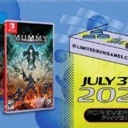 PS4&Switch版『The Mummy Demastered』のパッケージ版が海外向けとして発売決定!