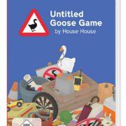 Switchパッケージ版『Untitled Goose Game』のボックスアートが公開!