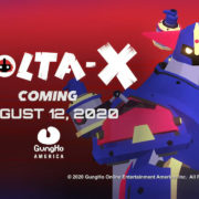 Switch&PC用ソフト『Volta-X』の海外発売日が2020年8月12日に決定!
