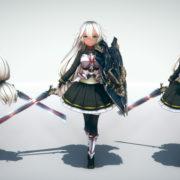 PS4&Switch&PC用ソフト『戦塵のアシルド ~War of Ashird~』のロードマップが公開!