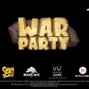 PS4&Switch版『Warparty』が2020年7月9日に国内配信決定!対戦相手の基地を破壊するのが目的のリアルタイムストラテジー
