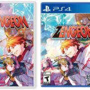 『Zengeon』のボックスアートが公開!