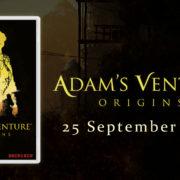 Switchパッケージ版『Adam's Venture: Origins』の海外発売日が2020年9月25日に決定!