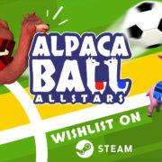 Switch&PC用ソフト『Alpaca Ball: Allstars』が海外向けとして2020年10月15日に配信決定!