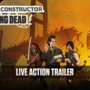 PS5&PS4&Xbox Series X&Xbox One&Switch&PC&スマートフォン用ソフト『Bridge Constructor: The Walking Dead』が海外向けとして2020年に発売決定!