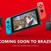 Nintendo Switchがまもなくブラジルで発売へ!