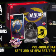 『Dandara』のSwitch向けパッケージ版がSuper Rare Gamesから海外発売決定!