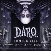 PS5&PS4&Xbox One&Xbox Series X&Switch&PC用ソフト『DARQ: Complete Edition』が海外向けとして2020年12月に発売決定!