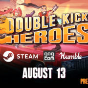 Xbox One&Switch&PC版『Double Kick Heroes』の海外発売日が決定!