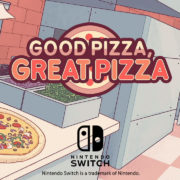 Switch版『Good Pizza, Great Pizza』の海外発売日が2020年9月3日に決定!