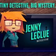 Switch版『Jenny LeClue – Detectivu』の海外配信日が2020年8月26日に決定!
