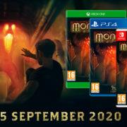 PS4&Xbox One&Switch版『Monstrum』のパッケージ版が海外向けとして2020年9月25日に発売決定!