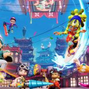 Switch用ソフト『Ninjala (ニンジャラ)』のシーズン2 トレーラー&CM「シーズン2開幕 篇」が公開!