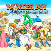 PS4&Switch用ソフト『Wonder Boy – Asha in Monster World』が2021年に発売決定!