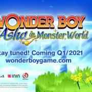 PS4&Switch&PC用ソフト『ワンダーボーイ アーシャ・イン・モンスターワールド』の初公開トレーラーが公開!